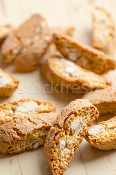 italian cantuccini cookies Stock photo © jirkaejc