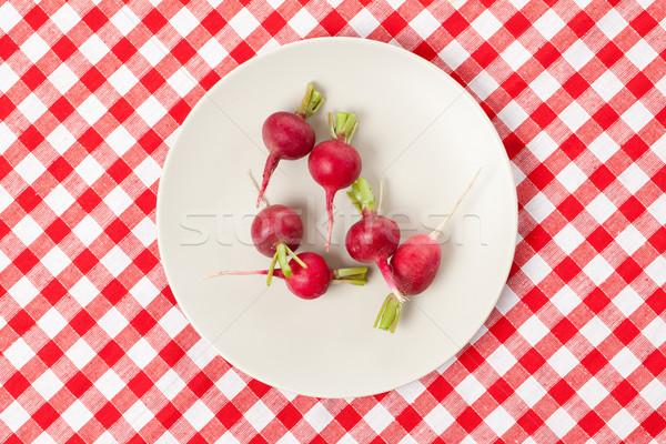 fresh radish Stock photo © jirkaejc