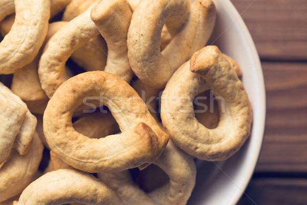 tarallini bread sticks Stock photo © jirkaejc