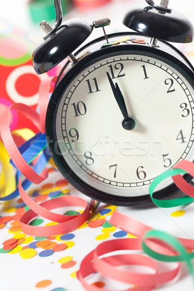 new year celebration Stock photo © jirkaejc