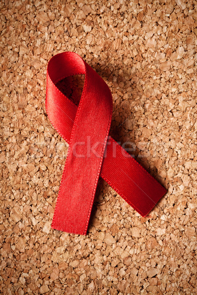 Aiuti consapevolezza medici salute nastro Foto d'archivio © jirkaejc
