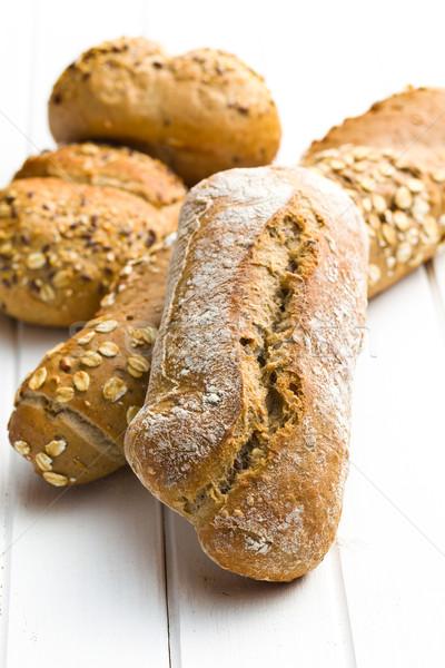various breads Stock photo © jirkaejc