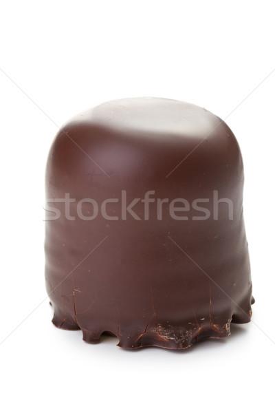 chocolate marshmallow Stock photo © jirkaejc