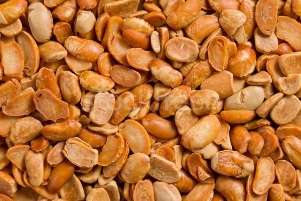 roasted soya beans background Stock photo © jirkaejc