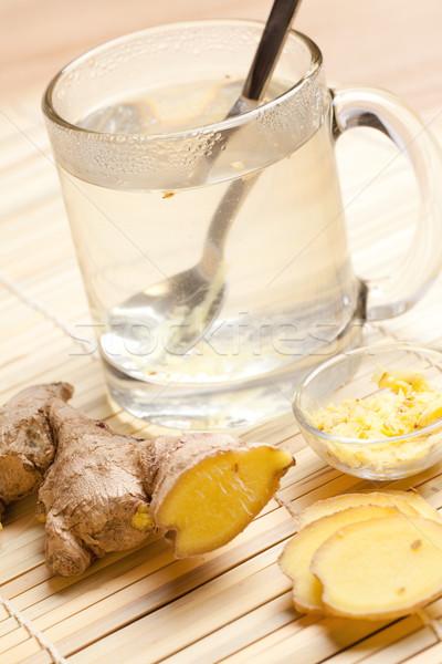 ginger tea  Stock photo © jirkaejc