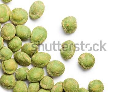 Wasabi арахис фото выстрел конфеты Сток-фото © jirkaejc