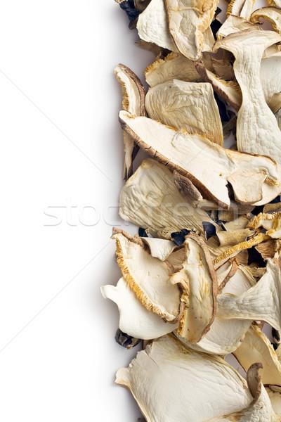 dried mushrooms Stock photo © jirkaejc