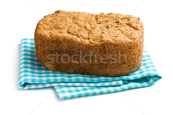 homemade whole wheat bread Stock photo © jirkaejc
