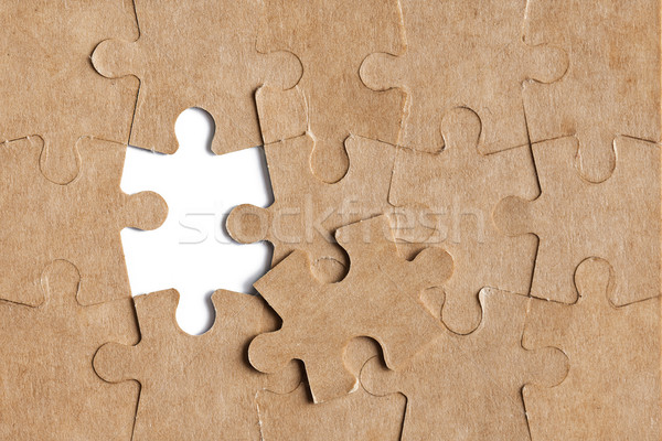 puzzle background Stock photo © jirkaejc