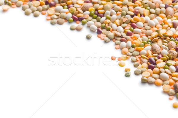mixture of legumes Stock photo © jirkaejc