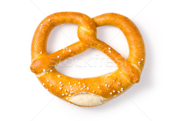 tasty pretzel Stock photo © jirkaejc