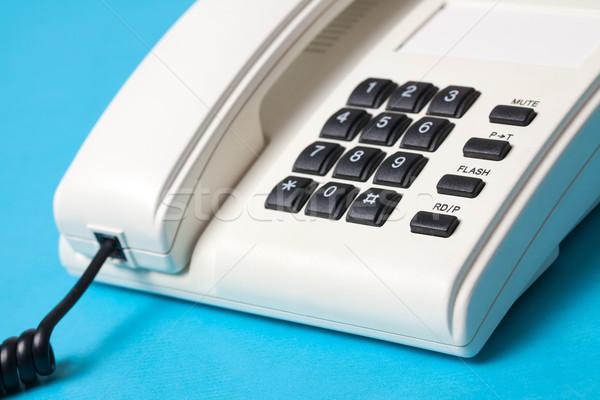 detail of phone Stock photo © jirkaejc