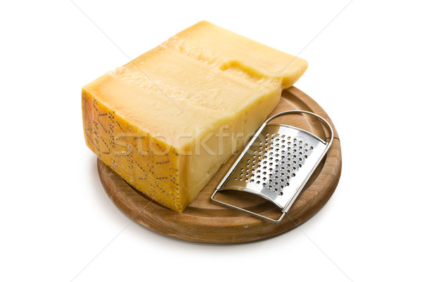 Italian hard cheese Stock photo © jirkaejc