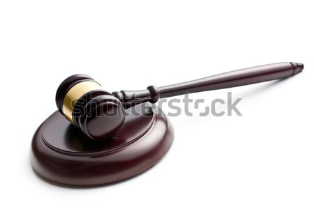judge's gavel Stock photo © jirkaejc