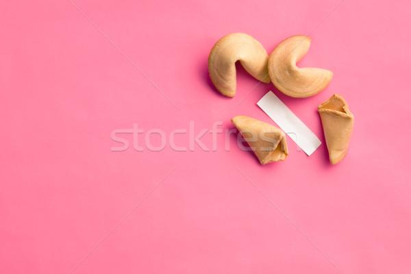 fortune cookies Stock photo © jirkaejc