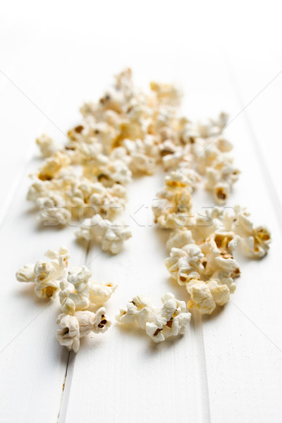 spilled popcorn Stock photo © jirkaejc
