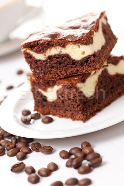 coffee cake Stock photo © jirkaejc
