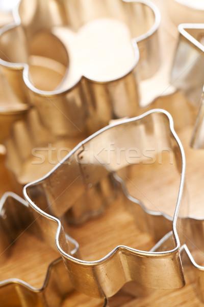cookie xmas cutter Stock photo © jirkaejc