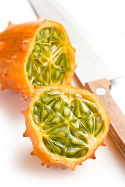 kiwano fruit Stock photo © jirkaejc