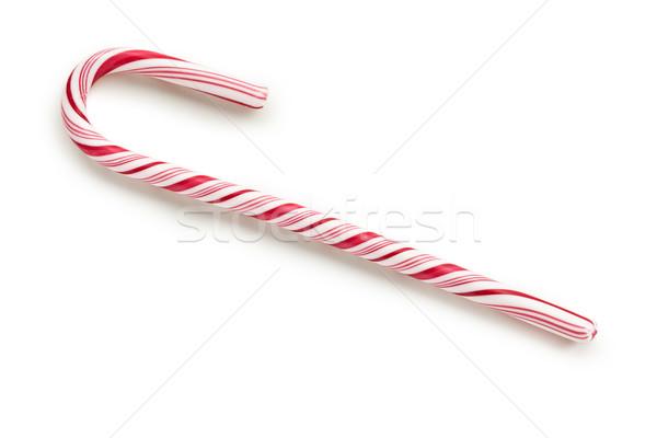 stripy candy cane Stock photo © jirkaejc