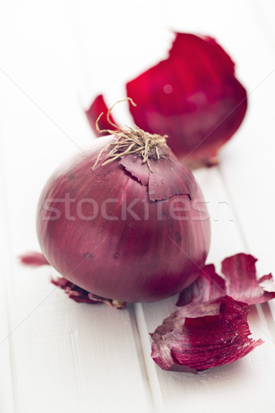 red onion Stock photo © jirkaejc