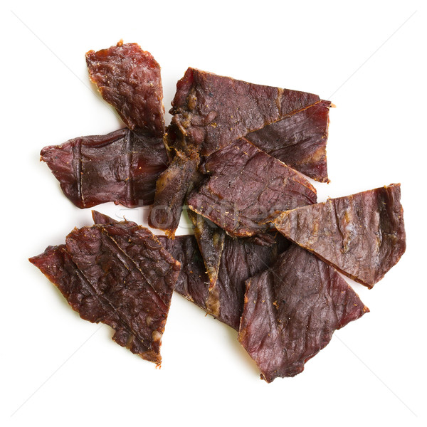 beef jerky Stock photo © jirkaejc