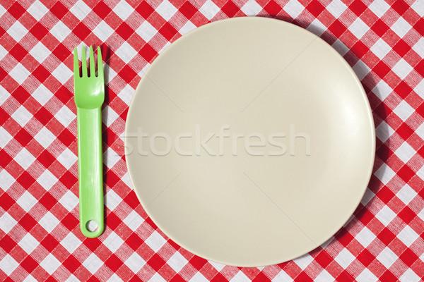 picnic ware Stock photo © jirkaejc