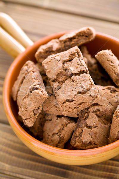 Chocolate dulces comer postre dulce dieta Foto stock © jirkaejc