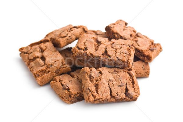 chocolate brownies Stock photo © jirkaejc