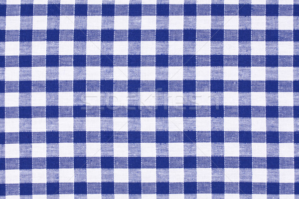 checkered tablecloth  Stock photo © jirkaejc