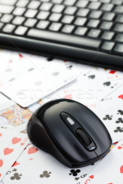 online poker gambling Stock photo © jirkaejc