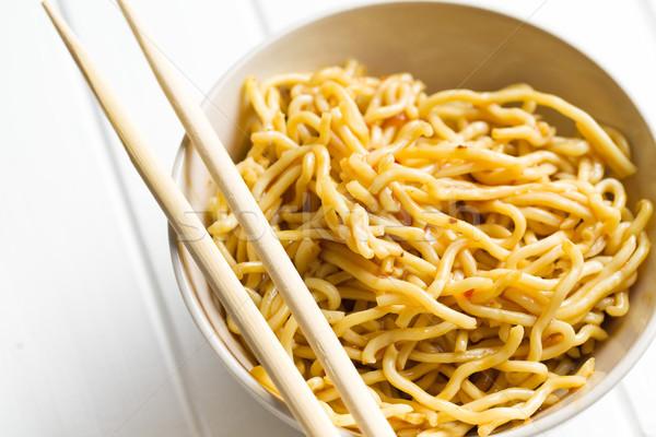 chinese noodles Stock photo © jirkaejc
