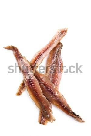 anchovies fillets Stock photo © jirkaejc