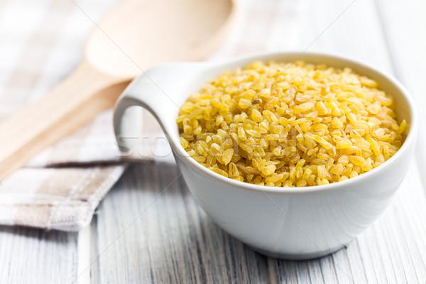 bulgur wheat  Stock photo © jirkaejc