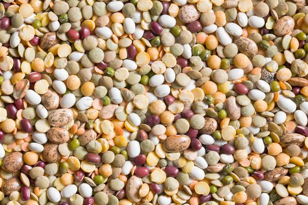 смесь текстуры различный продовольствие красный Сток-фото © jirkaejc