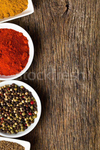 Various spices. Stock photo © jirkaejc