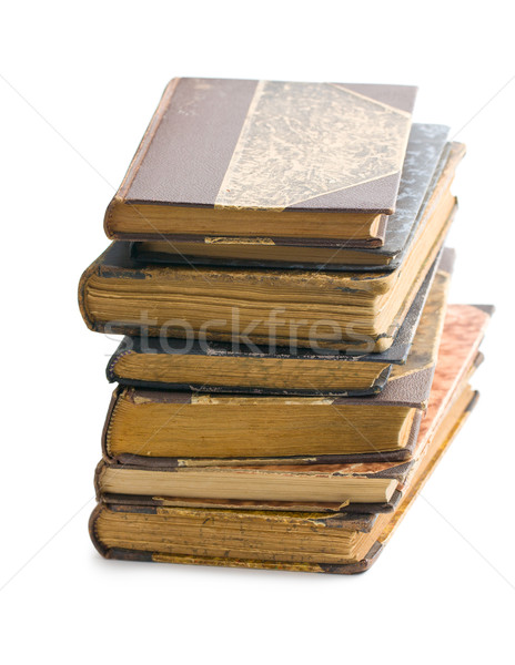 stack of ancient books Stock photo © jirkaejc