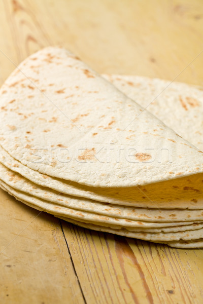 flour tortillas Stock photo © jirkaejc