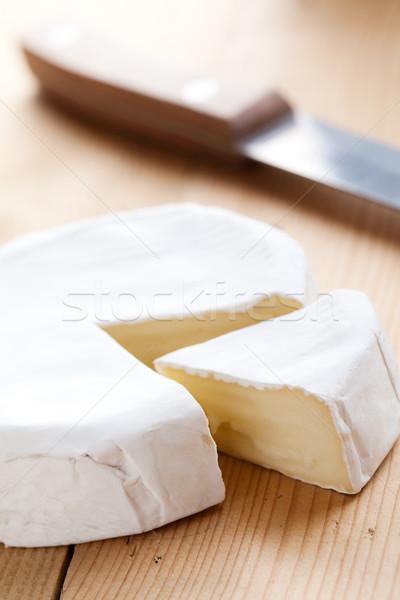 brie cheese Stock photo © jirkaejc