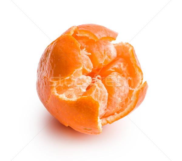 peeled mandarin Stock photo © jirkaejc