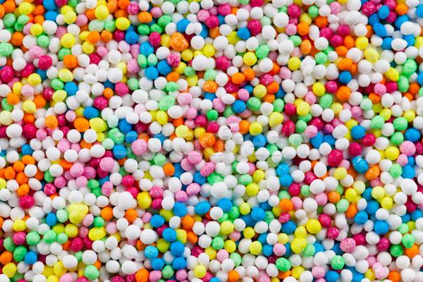 colorful sugar sprinkles Stock photo © jirkaejc