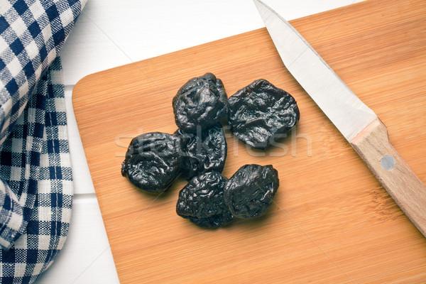 pitted prunes Stock photo © jirkaejc