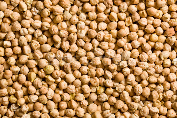 the pattern of chickpeas Stock photo © jirkaejc