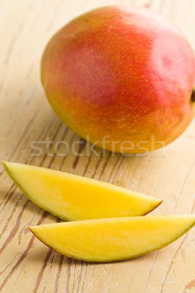 fresh mango fruit Stock photo © jirkaejc