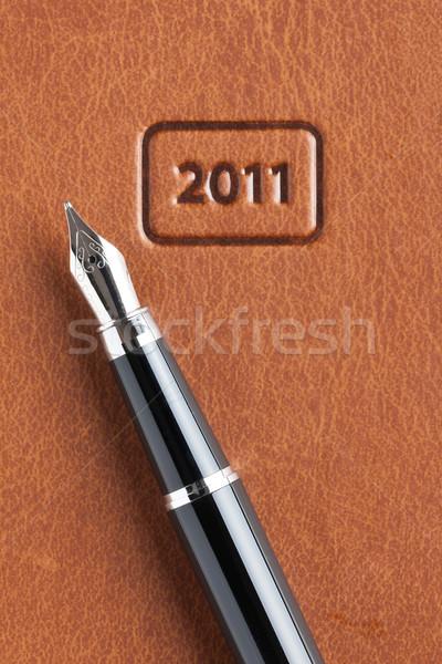new year business background Stock photo © jirkaejc