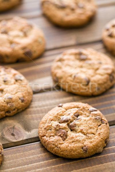 chocolate cookies  Stock photo © jirkaejc