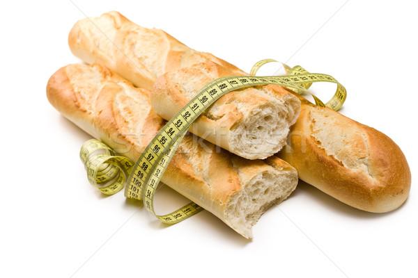 Сток-фото: французский · багеты · белый · продовольствие · здоровья · пшеницы
