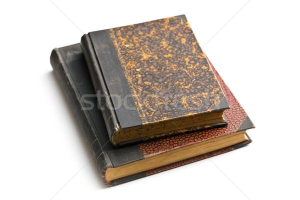 old vintage books Stock photo © jirkaejc