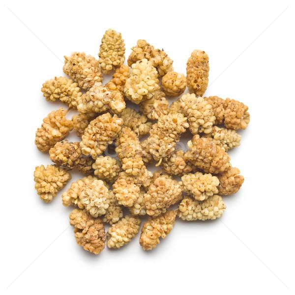 dried mulberry Stock photo © jirkaejc