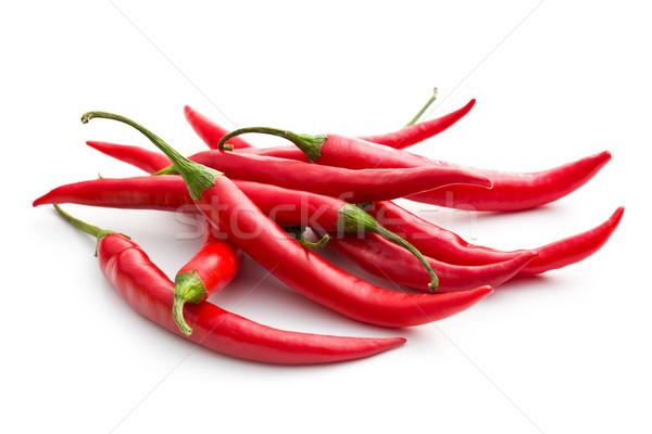 red chili peppers Stock photo © jirkaejc